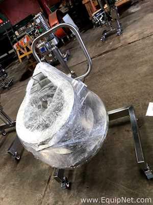 Manga de Ventilación de Acero Inoxidable para Colección de Polvo marca EHS Solutions modelo VS150