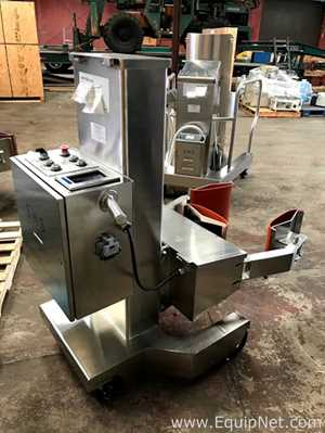EHS Solutions DM433 Stainless Steel Drum Mover Lift
