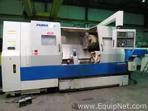 Doosan Equipment Puma 350 Lathes