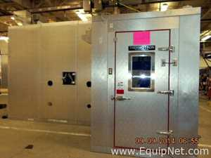 Thermotron WP-1675-THCM4-CW Prefabricated Temperature Walk-In Test Chamber