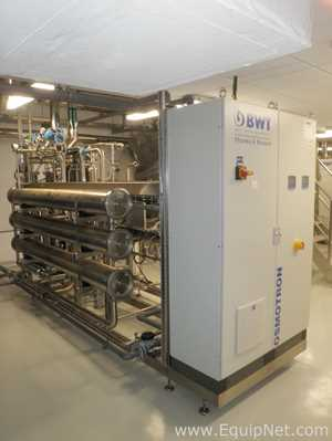 BWT Osmotron and Loopo Water Purification System Building 11