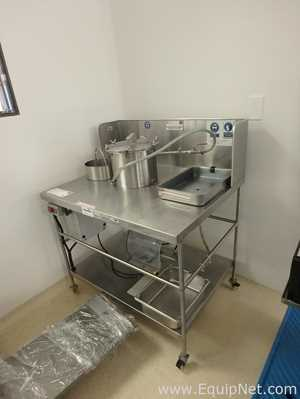 Stainless Steel Integrity Testing Station