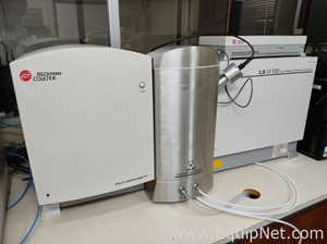 Beckman Coulter LS 13-320 Particle Size Analyzer