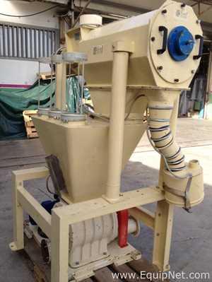Máquina de Fresagem Fasoli FBC200