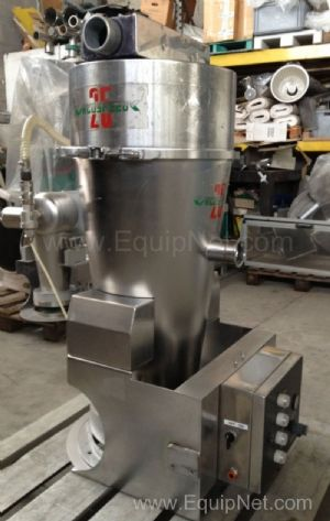 Andantex Model Vacuspeed VSP/25-P Std Powder Vacuum Conveyor