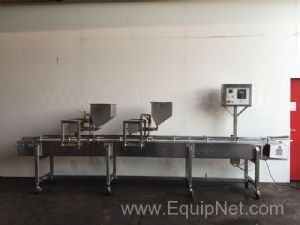 Apple Engineering Con AMJ Stainless Automatic Depositing Line