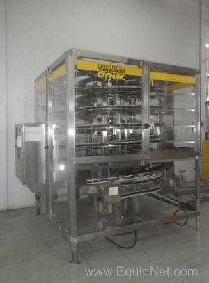 Mesa de acumulación giratoria Hartness
