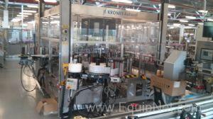 Krones Autocol K 747 620  Pressure Sensitive Labeler