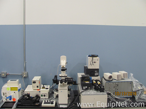 Zeiss Axiovert 100M Confocal Microscope System
