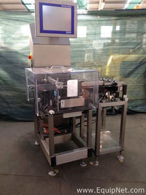 Mettler Toledo - Garvens X1S Check Weigher