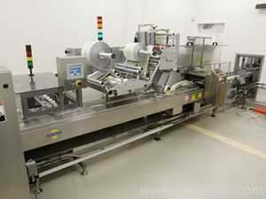 Ilapak Delta 3000DC Flow Wrapper