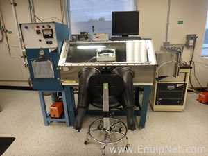 Solid State Equipment Corporation Two Station Glove Box with Seam Sealer