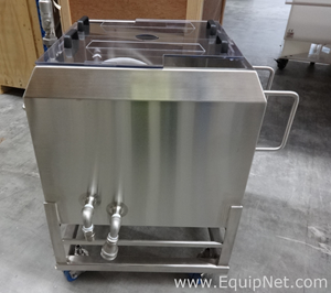 Xcellerex XDMQ200 200 Liter Stainless Steel Jacketed Mixing Tank