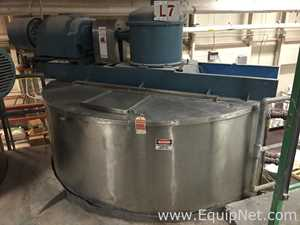 Lee 2000 Gallons Double Motion Tank