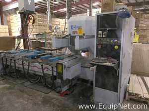 Gustav Weeke Optimat BP 12/W Point to Point CNC Boring Machine