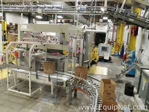 DS Smith Packaging FCE140 Case Erector