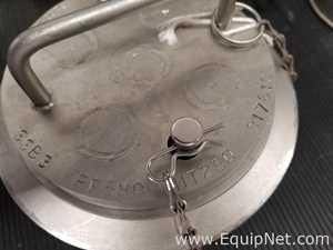 Eriez Magnetics 4 Pole Trap Magnet Housing Not Included