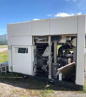 Ingersoll Rand Sierra-H125A Air Compressor
