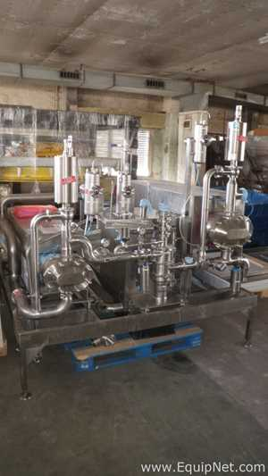 Ytron ZC3 Disperion And Homogenizing System