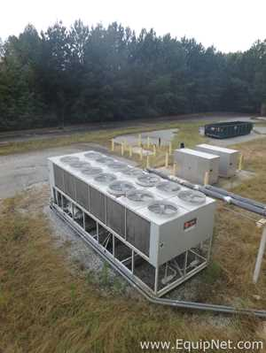 Unused Trane 170 Ton Series R Outdoor Air-Cooled Chiller