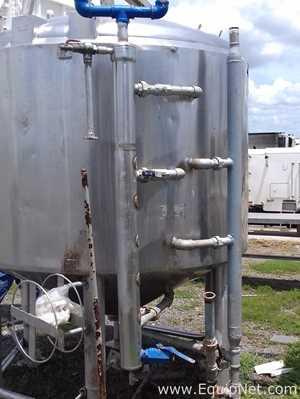 Cherry Burrell 1000 Gallons Tank