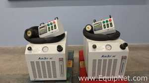 Lot of 2 SP Scientific XE75 Air-Jet XE  Precision Temperature Cycling Systems With Controllers