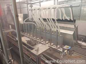 Bausch and Strobel Bottle Filling Line 1