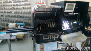 UNUSED CMP SV semiautomatic inspection machine for vials 50 - 500 ml with infusion solutions