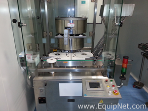 SNOWBELL Crimping machine for vials 10 ml 14400 per hour