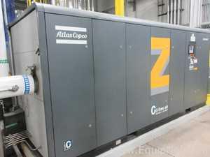 Atlas Copco ZR275FF Oil Free 350 HP Air Compressor