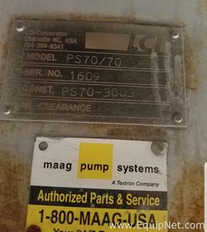 Zahnradpumpe Maag Pump Systems PS70/70