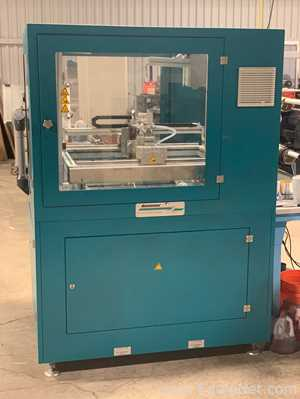 Coatema Easy Coater Laboratory Slot Die System with Heated Vacuum Plate and Explosion Proof Glass fo