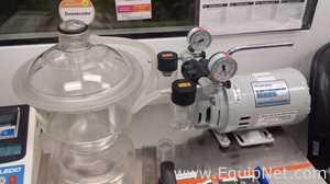 Primatec 121 Vacuum Pressure Pump with Desiccant Container