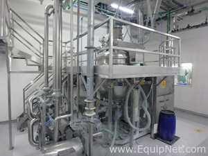 Complete Production Line for Toothpaste and Other Types of Creams Nr 1