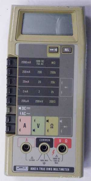 Fluke 8060A True RMS Multimeter