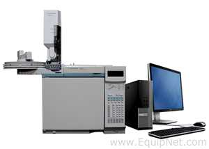 Cromatógrafo de Gas CG Agilent Technologies 6890A
