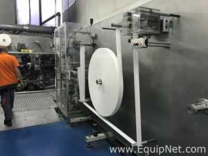 GDM AW-800 Lady Sanitary Napkin Paper Converting Line