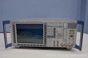 Rohde and Schwarz CMU 200 Universal Radio Communication Tester