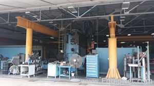Ingersoll 5 Axis Vertical CNC Bridge Mill