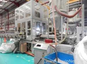 Blasformmaschine Aoki Technical Laboratory Inc SBIII-500LL-75