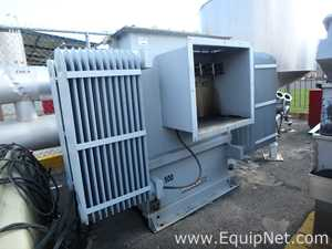 Prolec GE 500 KVA Transformer on Oil of 23000 a 440 254 Volts