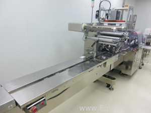 Fuji Machinery Co. Ltd. FW3400/B  Flow Wrapper MDPI Suite 1-060