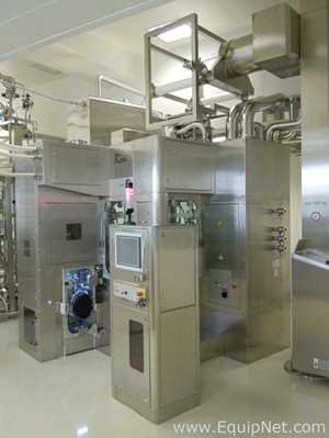 Unused IMA Imatic-150 Barrier Isolated Capsule Filling Line - line 6