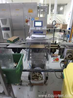 Mettler Toledo Hi-Speed XE2 Inline Checkweigher