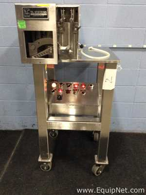 Bosch TL Systems TPF-1000 T1 Vial Filling System with Stoppering
