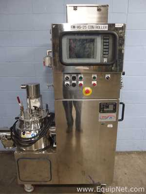 Glatt Powerex FM-VG-25 Vertical Granulator