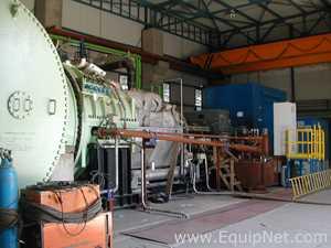 Siemens SST400CE Steam Turbine Generator