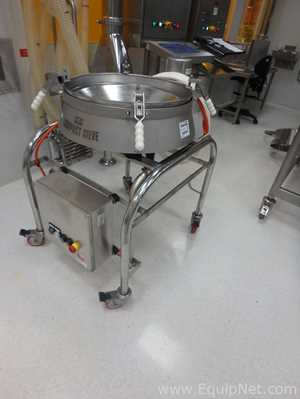 Russell Finex Single Deck Compact Sieve - Screener - Suite 230 - Pivitol Area