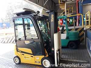 Yale ERP040VFN48TE084 1690Kg Eletric Fork Lift Truck