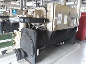 Trane Water Colled Chiller 350 Tons